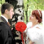 Wedding in the Ukraine